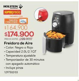 Oferta de Freidora eléctrica Holstein por