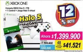 Oferta de Xbox One por $1399900