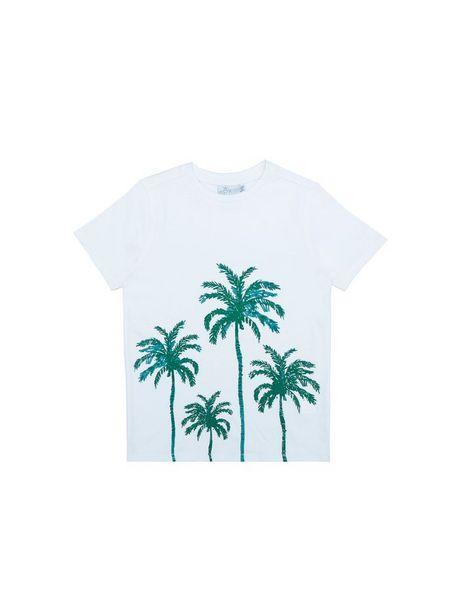 Oferta de Camiseta Manga Corta Estampada por $21560