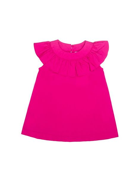 Oferta de Vestido Unicolor Sin Mangas por $39898