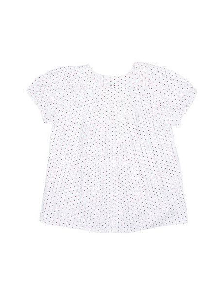 Oferta de Blusa Estampada Con Lunares por $31960