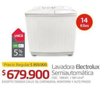 Oferta de Lavadora carga superior Electrolux por $679900