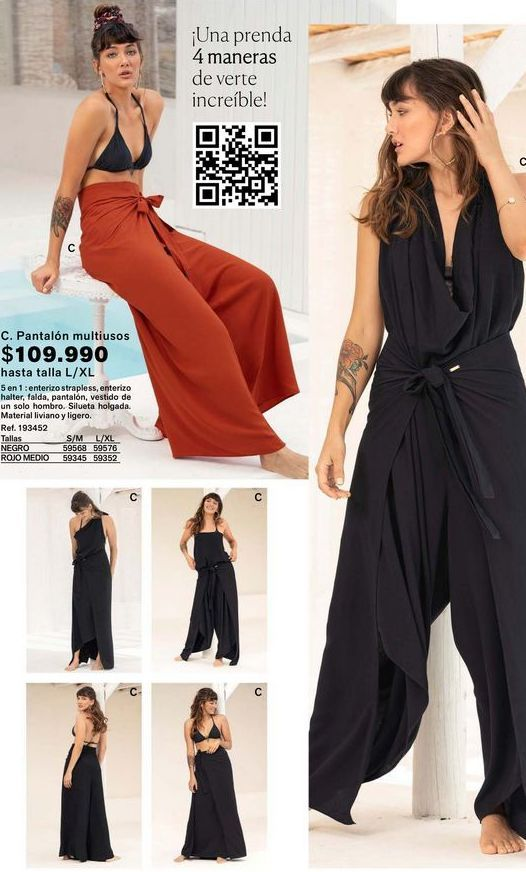 Oferta de Pantalones multiusos por $109990
