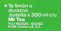 Oferta de Té helado Mr Tea por $1000