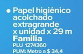 Oferta de Papel higiénico Familia por $1000