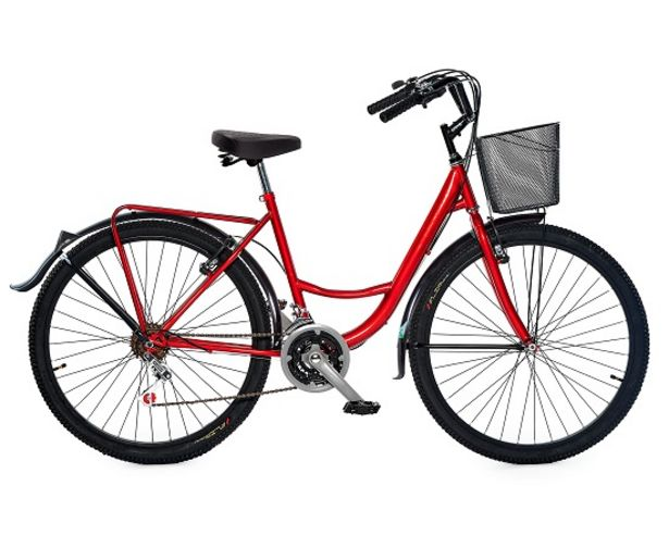 Oferta de Bicicleta Playera Rojo Royal 1 Und por $261030