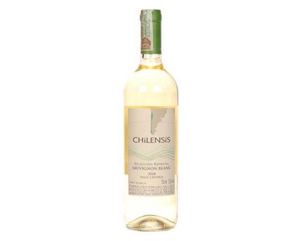 Oferta de Vino Sauvignon Blanc Chilensis 750 ml por $13990