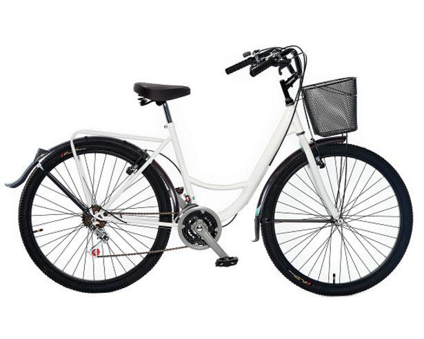 Oferta de Bicicleta Playera Blanca 1 Und por $261030