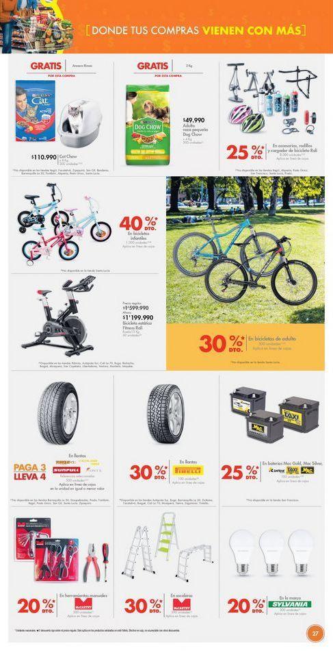 Oferta de Bicicleta por