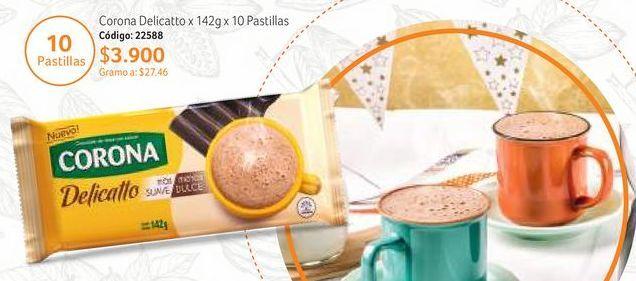 Oferta de Chocolate Corona por $3900