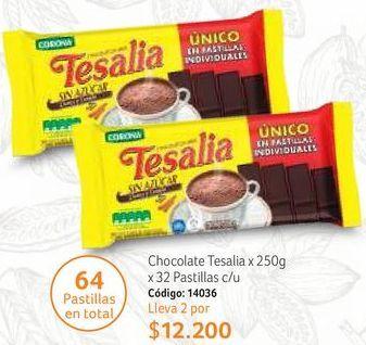 Oferta de Chocolate Tesalía por $12200