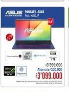 Oferta de Computador Portátil Asus 15,6''  por $3099000