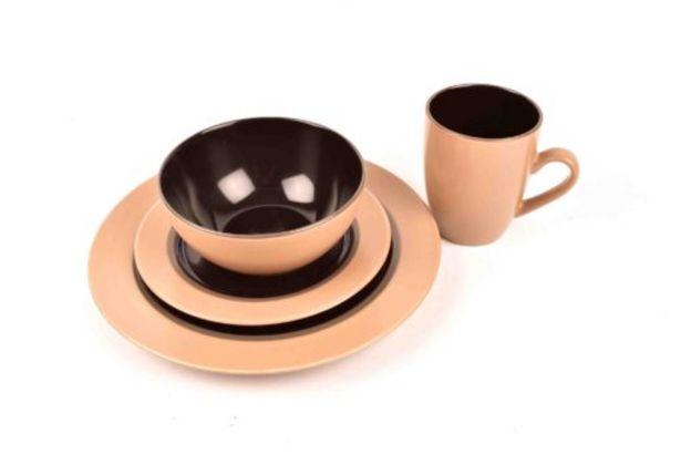 Oferta de Kensington toffee - jgo vajilla x 16 pzas por $279800