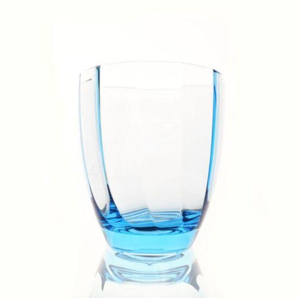 Oferta de Vaso acrílico azul 407 cc por $15900