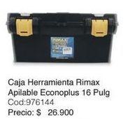 Oferta de Caja de herramientas Rimax por $26900