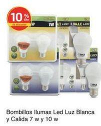 Oferta de Bombillo led Ilumax por