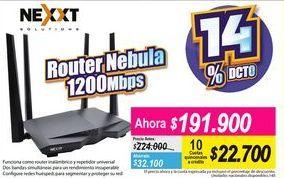 Oferta de Router por $191900