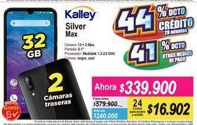Oferta de Celulares Kalley por $339900