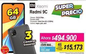 Oferta de Celulares Xiaomi por $494900