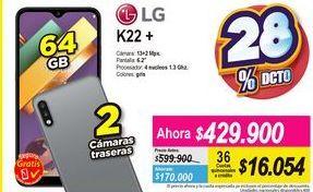 Oferta de Celulares LG por $429900