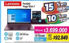 Oferta de Computador Portátil Lenovo por $3699000