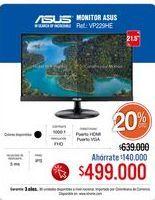 Oferta de Monitor Asus por $499000