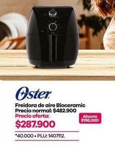 Oferta de Freidora eléctrica Oster por $287900
