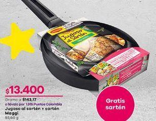 Oferta de Condimentos Maggi + sartén por $13400