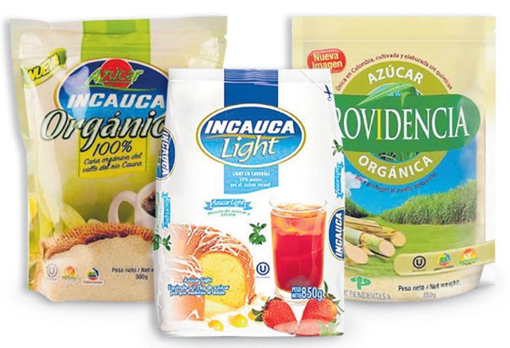 Oferta de En todo el azúcar orgánico y light marca Incauca y Providencia c/u por