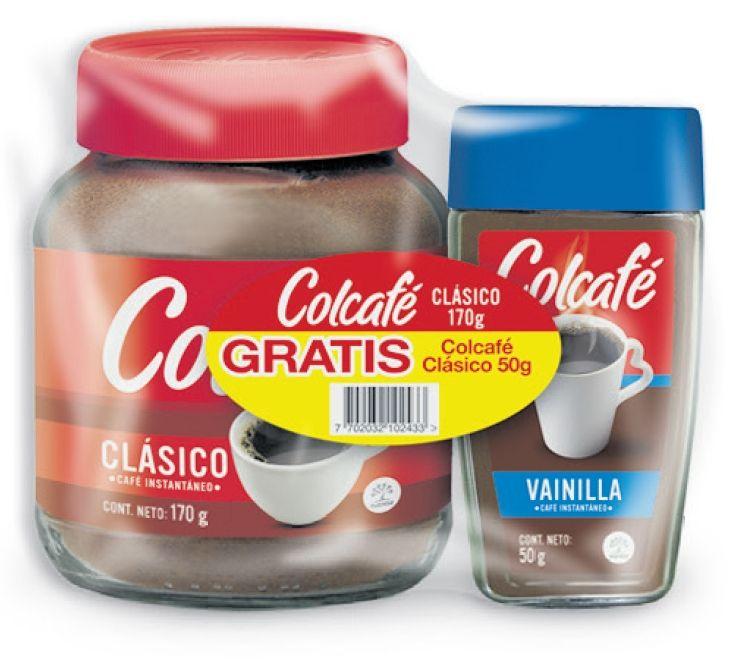 Oferta de Café clásico Colcafé por $10990