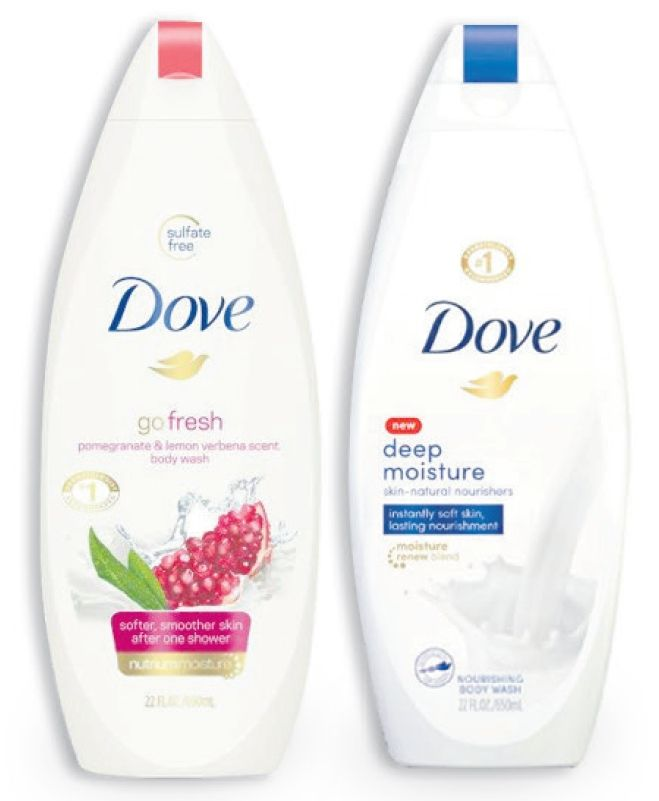 Oferta de En Body Wash Dove por