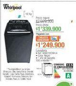 Oferta de Lavadora Whirlpool por $1339900