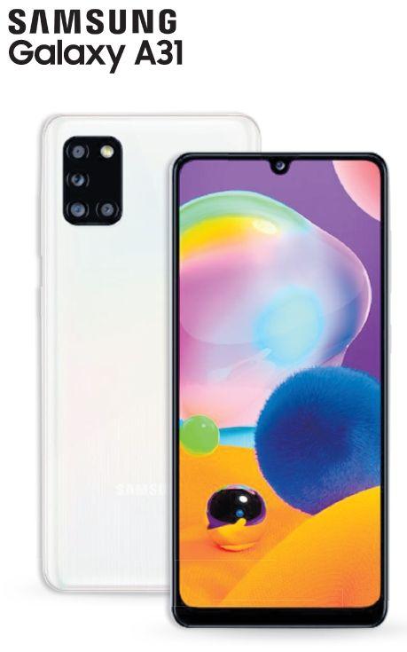 Oferta de Galaxy A31 DS por $779900