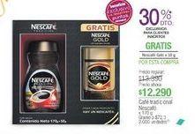 Oferta de Café Nescafé por