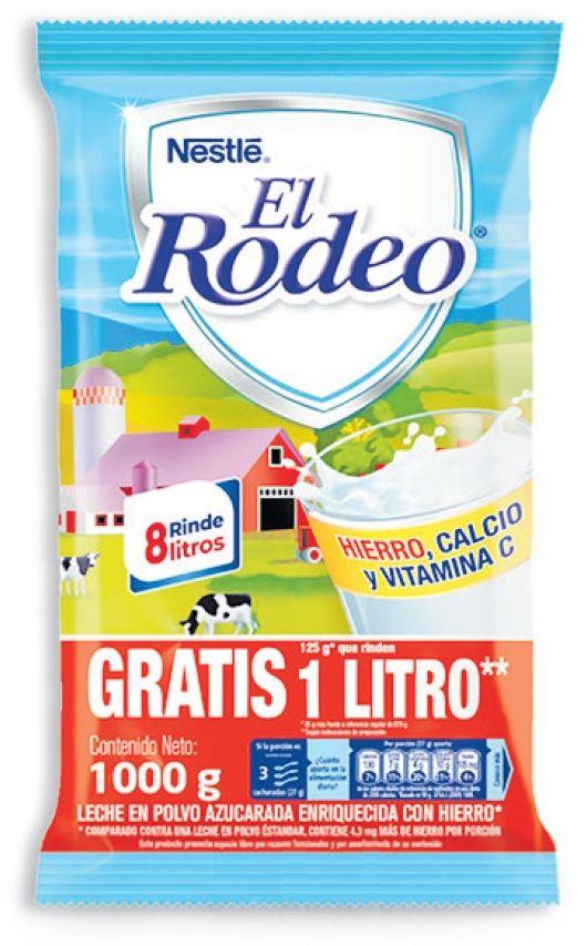 Oferta de Leche en polvo El Rodeo por $17890