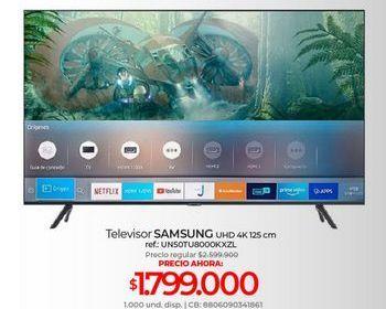 Oferta de Tv led Samsung por $1799000