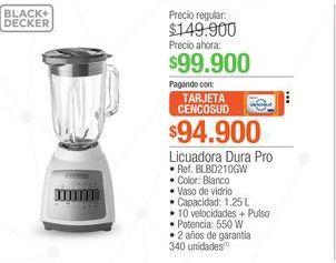 Oferta de Licuadora Black & Decker por $99900