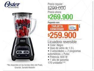 Oferta de Licuadora Oster por $269900