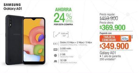Oferta de Celulares Samsung por $369900