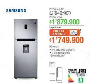 Oferta de Heladera Samsung por $1879900