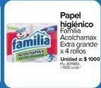 Oferta de Papel higiénico Familia por $4000