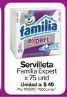 Oferta de Servilletas de papel Familia por $3000