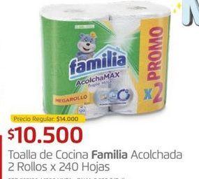 Oferta de Toalla de cocina Familia por $10500