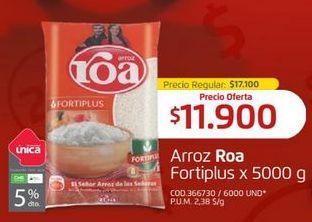 Oferta de Arroz Roa por $11900
