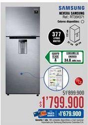 Oferta de Heladera Samsung por $1799900