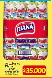 Oferta de Arroz Diana por $35000