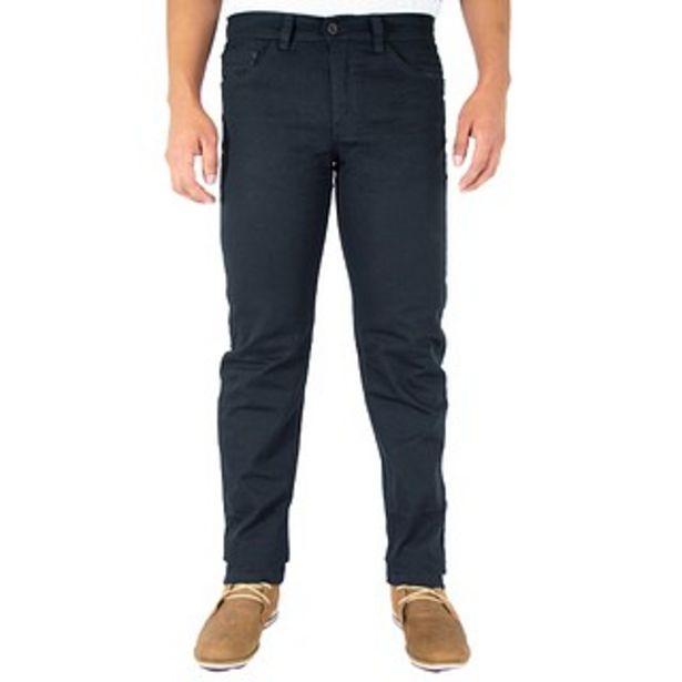 Oferta de Jeans Regular  Negro-E por $64710