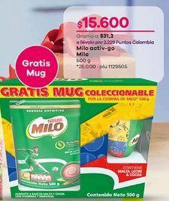 Oferta de Bebida achocolatada Milo por $15600