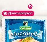 Oferta de Mozzarella Colanta por $11490