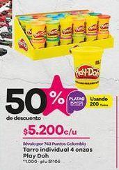 Oferta de Plastilina Play-Doh por $5200